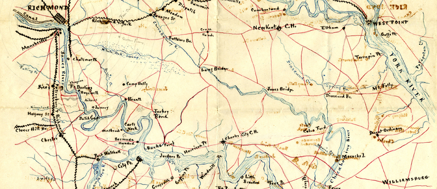 Maps At The Tennessee State Library And Archives