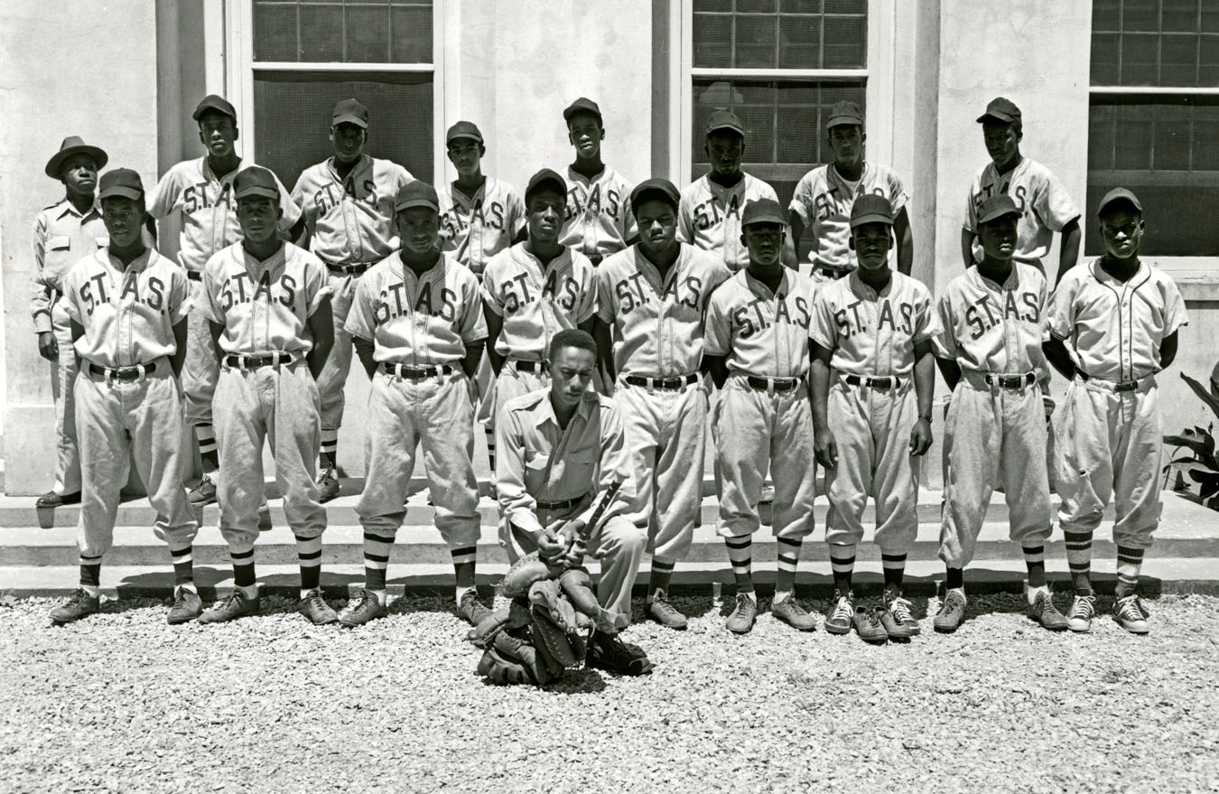 92628b75 Johnny Beazley & Baseball in Tennessee, Negro Leagues