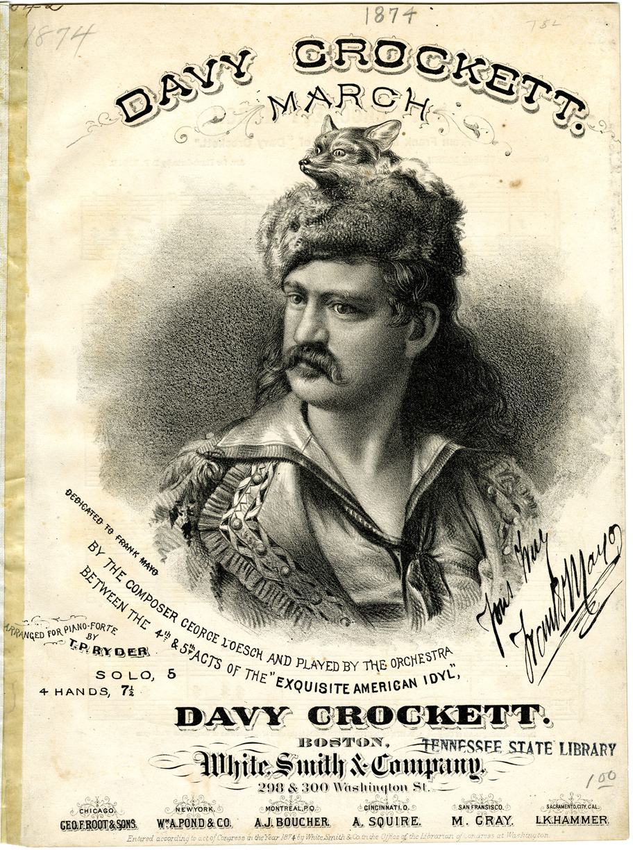 Image result for davy crockett picture